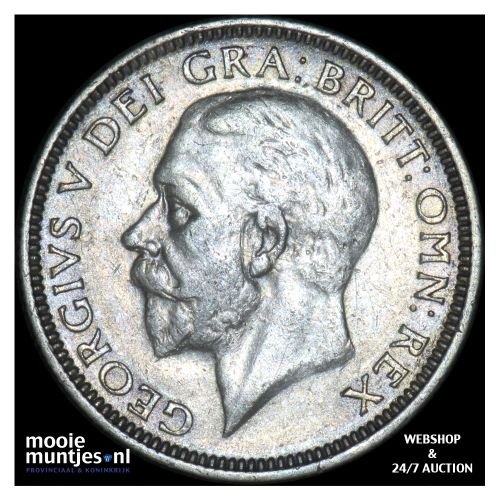 shilling - Great Britain 1926 (KM 829) (kant B)