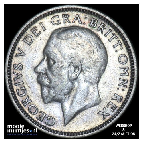 shilling - Great Britain 1933 (KM 833) (kant B)
