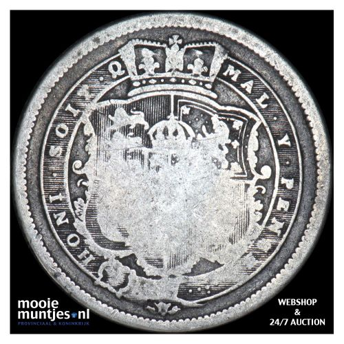 shilling - Great Britain 1816 (KM 666) (kant B)