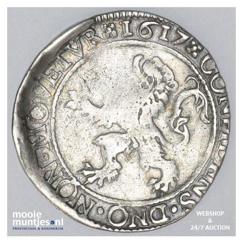 Zeeland - Halve leeuwendaalder - 1617 (kant A)