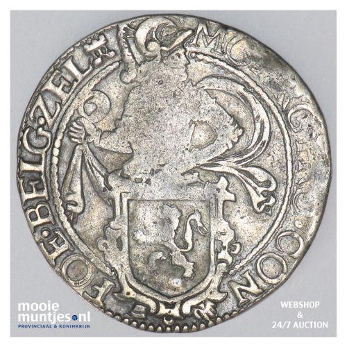 Zeeland - Halve leeuwendaalder - 1617 (kant B)