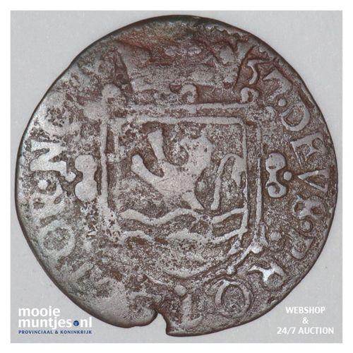 Zeeland - Oord - 1657 (kant A)