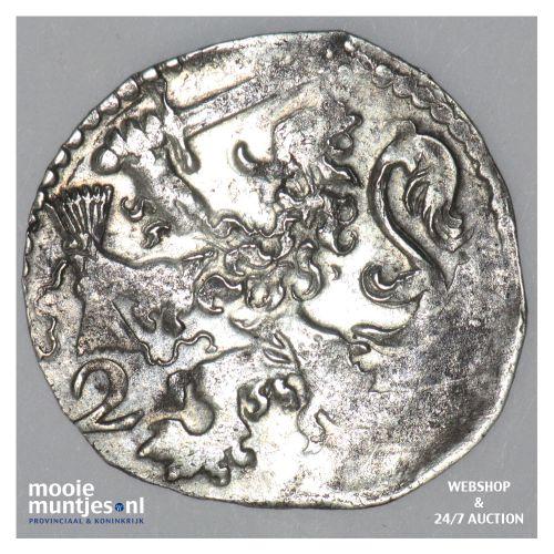 Zeeland - Dubbele stuiver - 1646 (kant B)