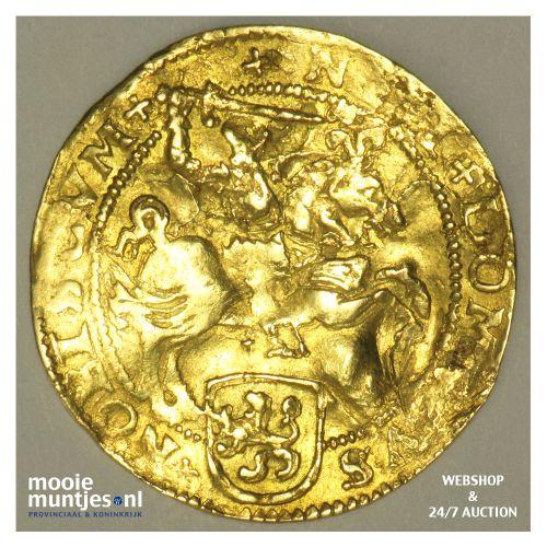 Friesland - Gouden Friese rijder - 1598 (kant B)