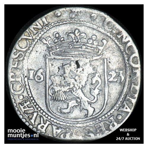 Zeeland - Halve Nederlandse rijksdaalder - 1623 (kant A)