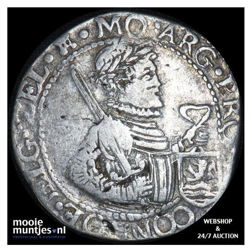 Zeeland - Halve Nederlandse rijksdaalder - 1623 (kant B)