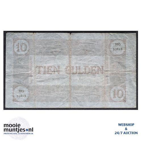 10 gulden  - 1904 (Mev. 36-3b / AV 25) (kant B)