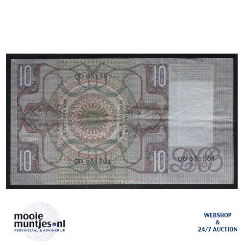 10 gulden  - 1933 (Mev. 40-1a / AV 29) (kant B)