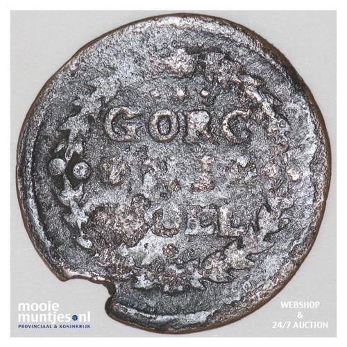 Gorinchem - Duit - z.j. (kant A)