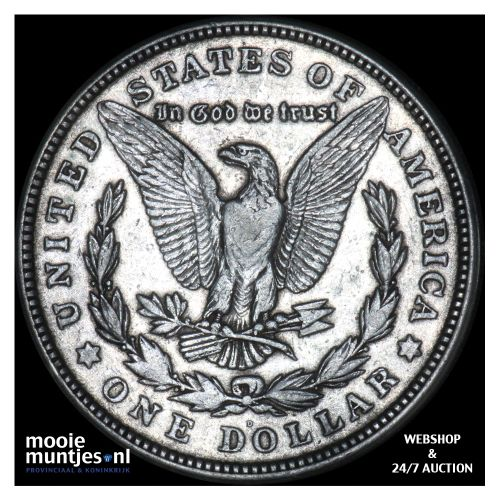 dollar - Morgan - United States of America/Circulation coinage 1921 D (KM 110) (