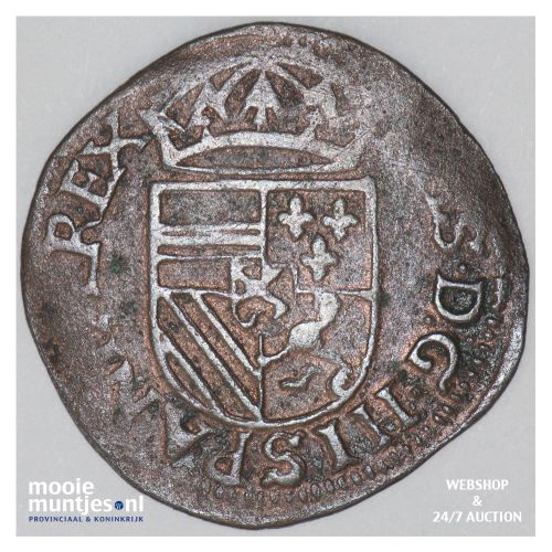Stad Utrecht - Oord - 1579 (kant B)