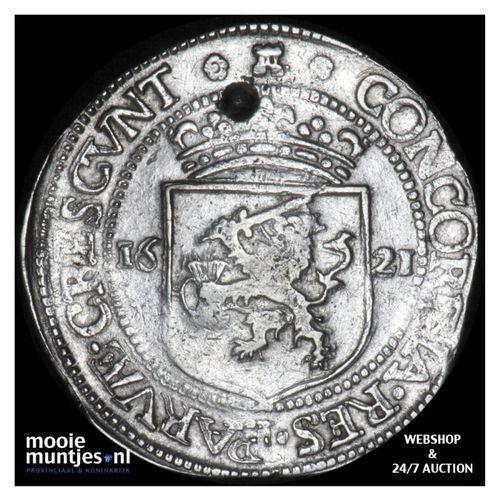 Zeeland - Nederlandse rijksdaalder - 1621 (kant A)