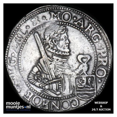 Zeeland - Nederlandse rijksdaalder - 1621 (kant B)
