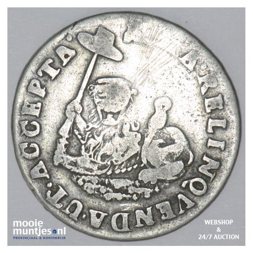 Zeeland - Hoedjesschelling - 1727 (kant B)