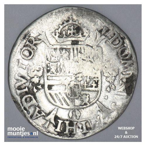 Gelderland - Vijfde Philipsdaalder - 1563 (kant B)