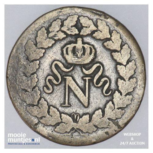 decime - France 1814. DECIME. (KM 700) (kant B)