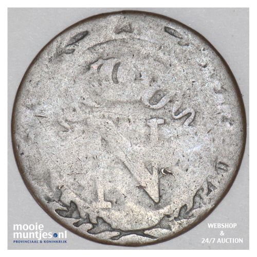 10 centimes - France 1808 BB (Strasbourg) (KM 676.3) (kant B)