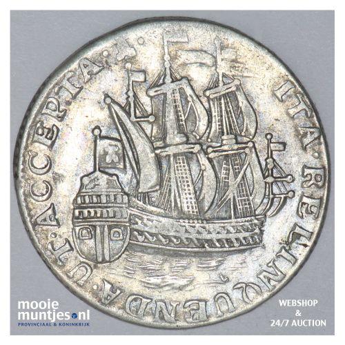 Zeeland - Scheepjesschelling - 1763 (kant B)