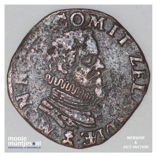 Zeeland - Oord - 1669 (kant B)