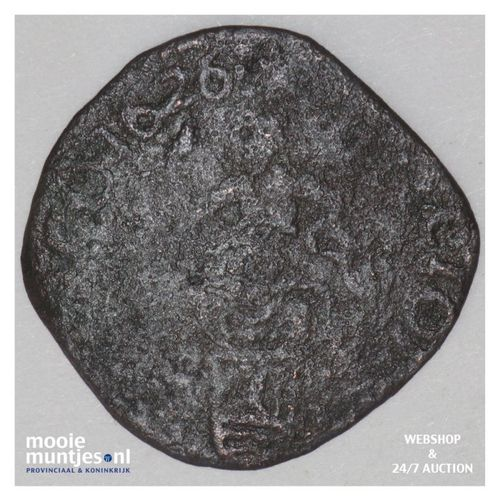 Zeeland - Duit - 1626 (kant A)
