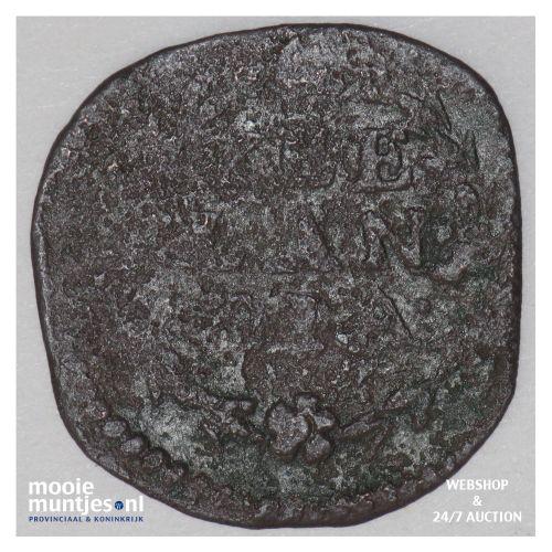 Zeeland - Duit - 1626 (kant B)