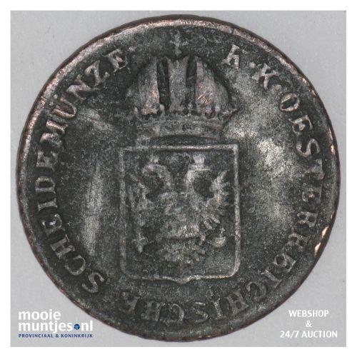 kreuzer - Austria 1816 A (KM 2113) (kant B)
