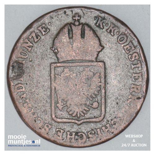 kreuzer - Austria 1816 B (KM 2113) (kant B)