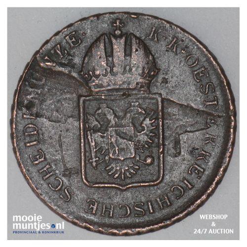 kreuzer - Austria 1816 G (KM 2113) (kant B)
