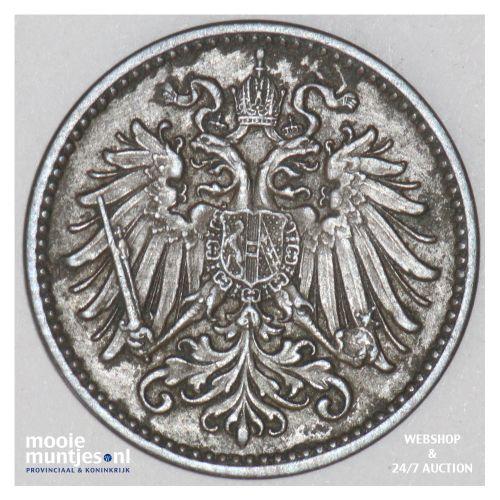 heller - (reform coinage) - Austria 1899 (KM 2800) (kant B)