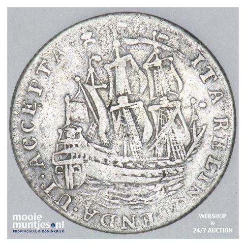 Zeeland - Scheepjesschelling - 1759 (kant B)