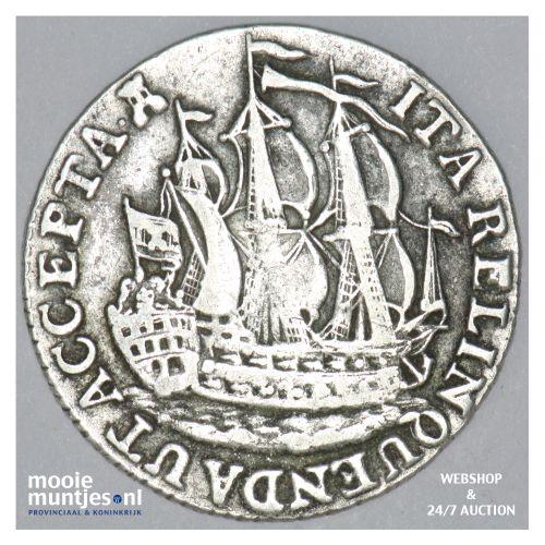 Zeeland - Scheepjesschelling - 1773 (kant B)