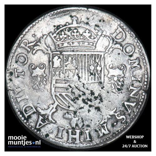 Gelderland - Halve Philipsdaalder - 1563 (kant B)