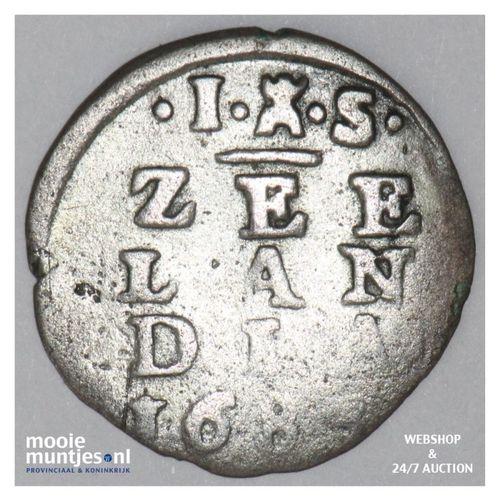 Zeeland - Stuiver - 1683 (kant A)