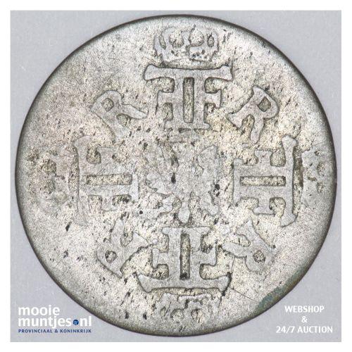 1/12 thaler (doppelgroschen) - German States/Prussia 1703 (KM 7) (kant B)