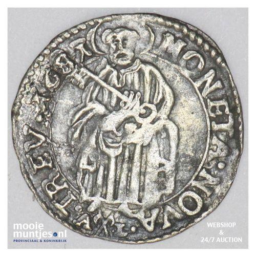 4 pfennig (1/2 albus) - German States/Trier 1681 (KM 138) (kant A)