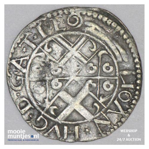 4 pfennig (1/2 albus) - German States/Trier 1681 (KM 138) (kant B)