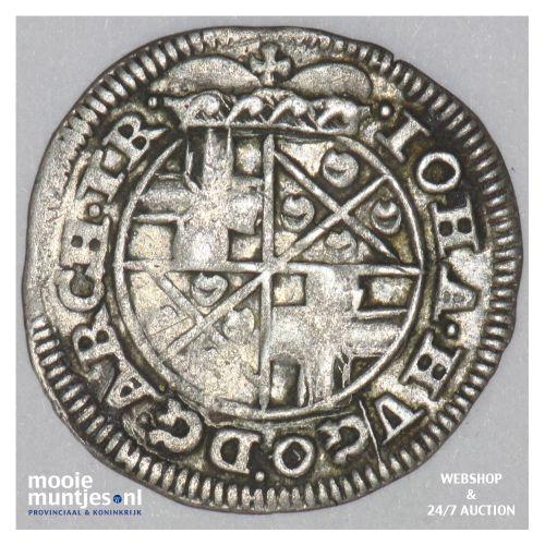 4 pfennig (1/2 albus) - German States/Trier 1682 (KM 138) (kant B)