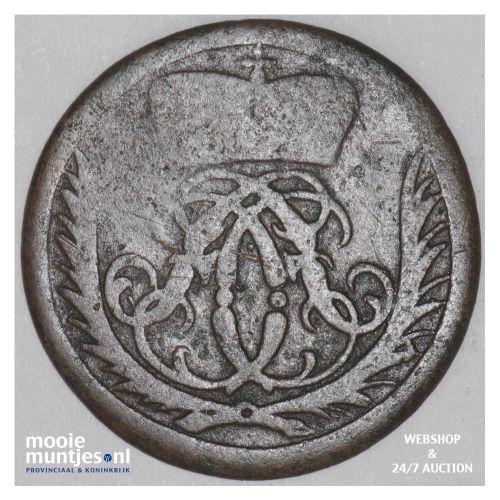 4 pfennig (1/84 thaler) - German States/Munster 1703 (KM 133) (kant B)