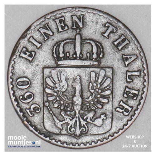 pfennig - German States/Prussia 1847 D (KM 451) (kant B)