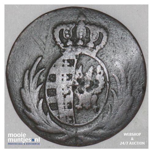 grosz - Poland 1814 (KM C# 81) (kant B)