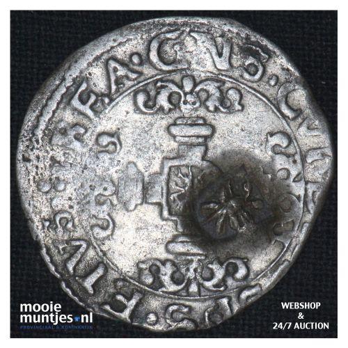 Nijmegen - Dubbele stuiver - 1620 (kant B)