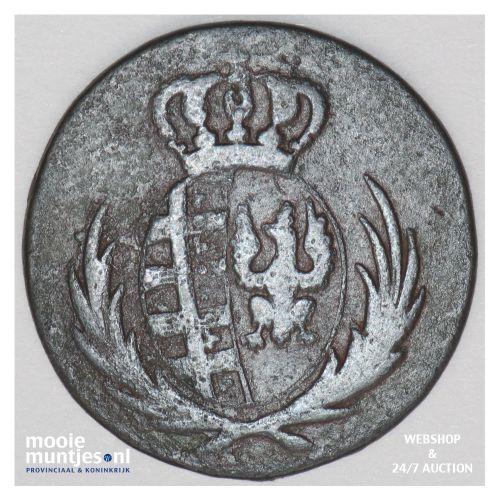 grosz - Poland 1812 (KM C# 81) (kant B)
