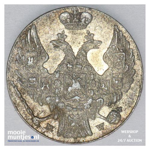 10 groszy - Poland 1840 (KM C# 113a) (kant B)