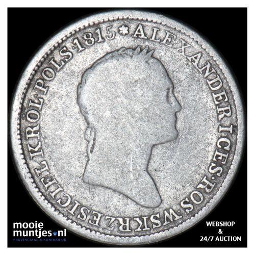 zloty - Poland 1832 (KM C# 114.1) (kant B)