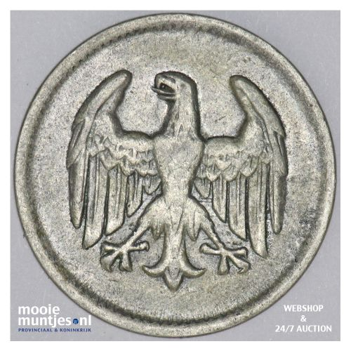 mark - Germany-Weimar Republic 1924 A (KM 42) (kant B)