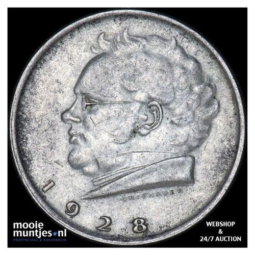 2 schilling - Austria 1928 (KM 2843) (kant A)