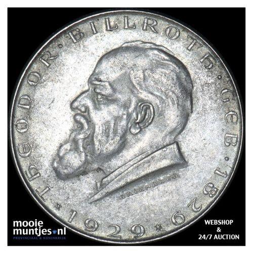 2 schilling - Austria 1929 (KM 2844) (kant A)