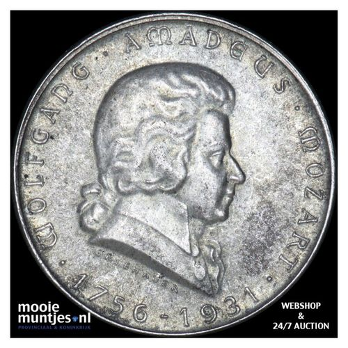 2 schilling - Austria 1931 (KM 2847) (kant A)