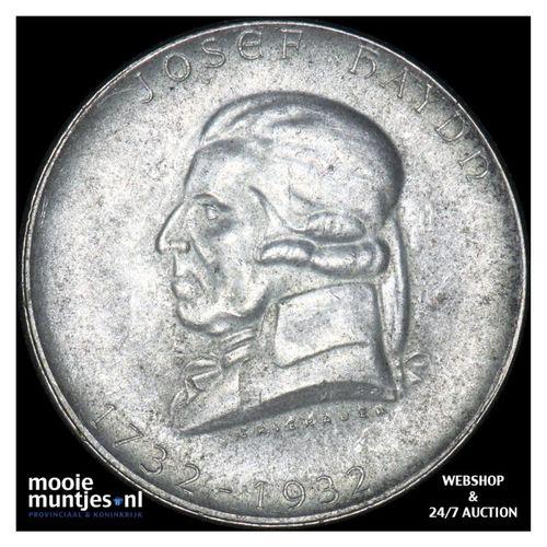 2 schilling - Austria 1932 (KM 2848) (kant A)