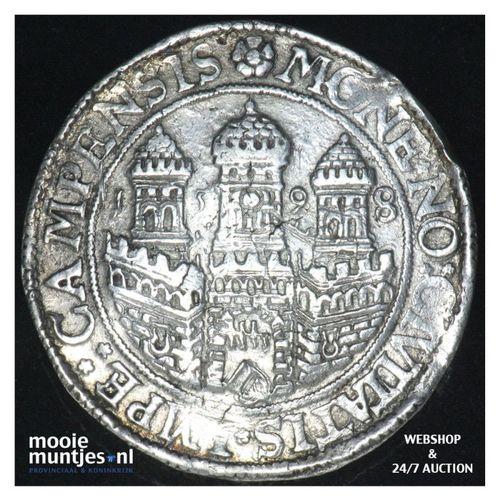 Kampen - Arendsrijksdaalder - 1598 (kant A)